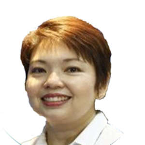Natalie Pia Azarcon (Head of Enterprise Business at IBM Philippines)